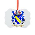 Hayworth Picture Ornament
