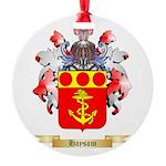 Haysom Round Ornament