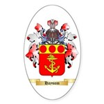 Haysom Sticker (Oval 50 pk)