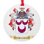 Haynes Round Ornament