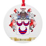 Hayne Round Ornament