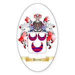 Hayne Sticker (Oval 50 pk)