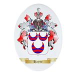 Hayne Ornament (Oval)