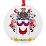 Hayn Round Ornament