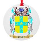 Hayley Round Ornament