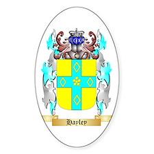Hayley Sticker (Oval)