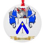 Hayhurst Round Ornament