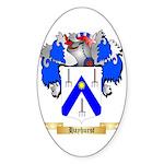 Hayhurst Sticker (Oval)