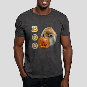 Pomeranian Boo Dark T-Shirt