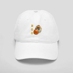 Pomeranian Boo Cap