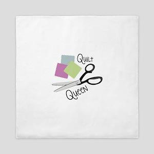 Quilt Queen Queen Duvet