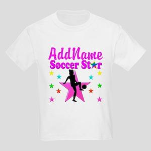SOCCER PLAYER Kids Light T-Shirt