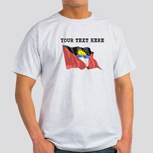 Custom Antigua Flag T-Shirt