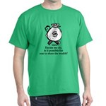 Share the Wealth T-Shirt (Dark)