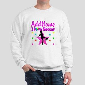 SOCCER PLAYER Sweatshirt