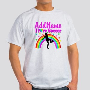 SOCCER PLAYER Light T-Shirt