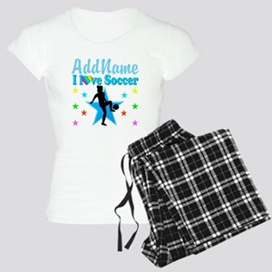 SOCCER PLAYER Women's Light Pajamas