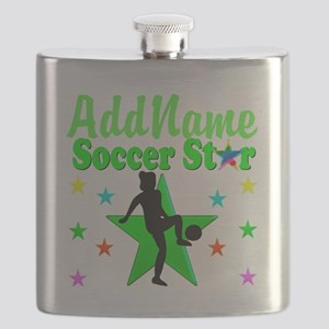 SOCCER PLAYER Flask