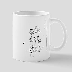 ScooterCraze Mugs