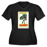 T-Rex Hangry Plus Size T-Shirt