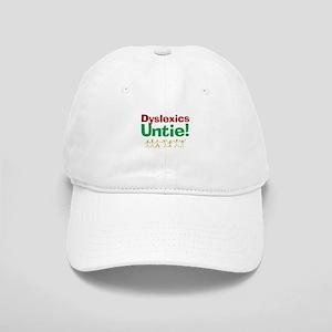 Dyslexics Untie! Baseball Cap