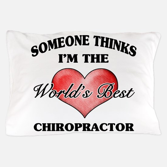 World's Best Chiropractor Pillow Case