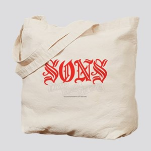 Sons Live Free or Die Tote Bag