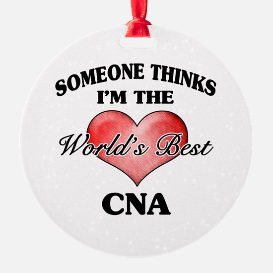 World's Best CNA Ornament
