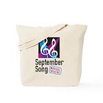 Official September Song Logo Tote Bag
