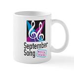 Official September Song Logo Mugs