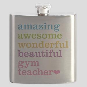 Gym Teacher Flask