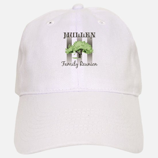 MULLEN family reunion (tree) Baseball Baseball Cap