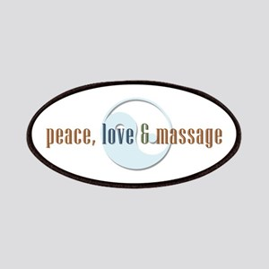 Peace, Love and Massage Patches