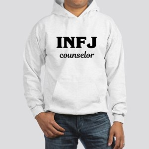 INFJ Counselor Myers-Briggs Personality Type Sweat