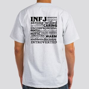 Infj Counselor Myers-Briggs Personality T-Shirt