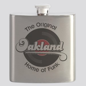 Oakland Home of Funk Flask