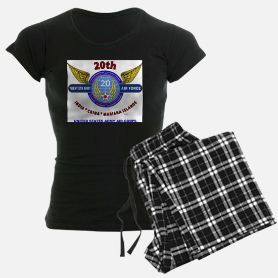 20TH ARMY AIR FORCE* ARMY AI Pajamas
