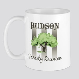 HUDSON family reunion (tree) Mug