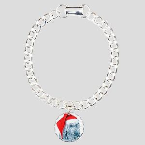 Santa Labradoodle Bracelet