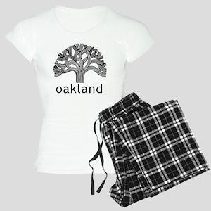 Oakland Tree Women's Light Pajamas