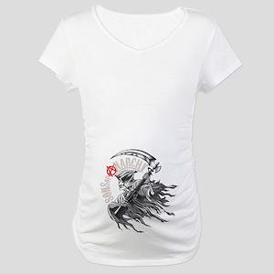 SOA Reaper Scythe Maternity T-Shirt