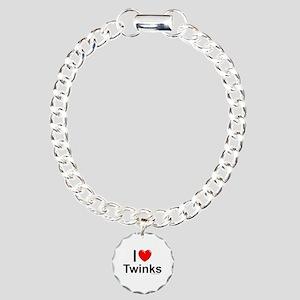 Twinks Charm Bracelet, One Charm