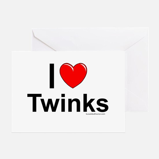 Twinks Greeting Card