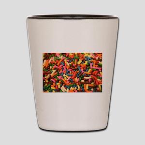Jimmies, Sprinkles Shot Glass