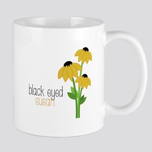 Black-Eyed Susan Mugs