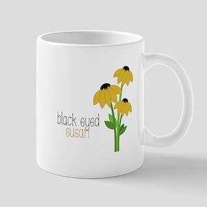 Black-Eyed Susan Mugs