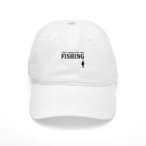 ddf3c33401f Fishing Pole Hats - CafePress