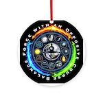 Balance Force Ornament (Round)