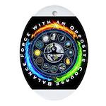 Balance Force Ornament (Oval)
