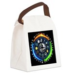 Balance Force Canvas Lunch Bag